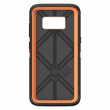 OtterBox DEFENDER  for Samsung Galaxy S8 (BLAZE ORANGE/REALTREE XTRA CAMO)