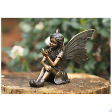 Tierfigur Lièvre Décoration-étang Personnages Animal Sculptures Jardin Figurines Statue
