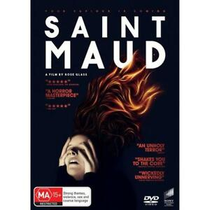 SAINT MAUD DVD - LIKE NEW WATCHED ONCE, NEW RELEASE ST MAUD FREE POST