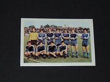 N°41 RUCH CHORZOW POLOGNE POLSKA C1 FOOTBALL BENJAMIN EUROPE 1980 PANINI