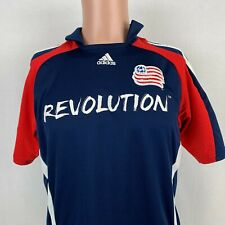 Adidas New England Revolution Clima Cool Jersey MLS Soccer 2008 Womens Size XL