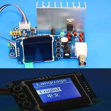 7W FM Transmitter Digital LED FM Radio Station PLL Stereo frequency 76M-108MHz