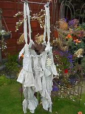 TAILLE Unique ritanotiara vintage crochet Bretelles Porte-jarretelles bloomers pantalon