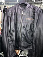 Harley Davidson Men's 105th Anniversary  Special Edition leather jacket