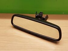PEUGEOT 407 AUTO DIMMING INTERIOR REAR VIEW MIRROR 015624