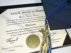 High School Diploma or GED | Raised Ink | Same Day Digital Copy | Same Day Ship <br/> Outrageous Quality | Legendary Service | Guaranteed