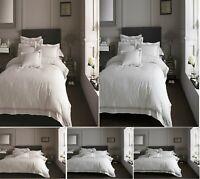 Designer HOTEL Collection DEVOR Embroidery Duvet Quilt Cover+P/C Set Bedding Set