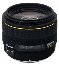 Sigma EX 30 mm F/1.4 EX DC Objektiv für Sony/Konica Minolta