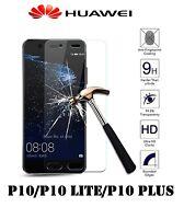 @ vitre protection verre trempé film de protecteur écran pour HUAWEI P10 Plus