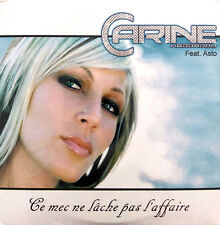 Carine Haddadou Feat. Asto CD Single Ce Mec Ne Lâche Pas L'Affaire - France (M/M