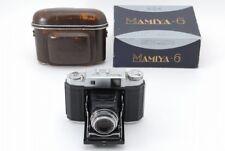 【EXC+++ in Box】Mamiya 6 SIX Auto Mat  Rangefinder Film Camera from Japan #167