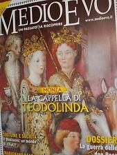 Medioevo 2015 224 settembre#Monza: La cappella di Teodolinda,Giotto, Marignano,p