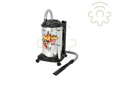 Cenehot Barrel Ash Vacuum for 25 Lt 1200W Ash Stove Fireplace Barbecue