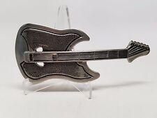 Electric Acoustic Guitar Belt Buckle Music Fasion