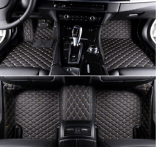 Subaru WRX 2012-2020 Special Custom non-toxic and tasteles Car Floor Mats