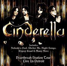 Cinderella - Live In Detroit [New CD] UK - Import