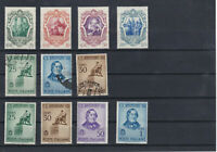 Italy 1942 MM+ Used Stamps  Ref: R7413