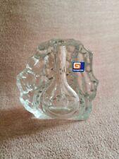 Glasdesign Georgshütte Glas Glasvase Zweigvase Baumvase Tischvase