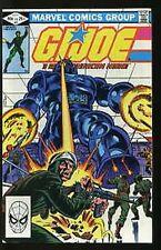 G.I. JOE: A REAL AMERICAN HERO #3 VF/NM 1982 MARVEL COMICS 1st PRINT