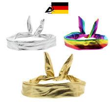 Metallic Draht Haarband Rockabilly Stirnband Kopf Schmuck Haarband Hasenohren