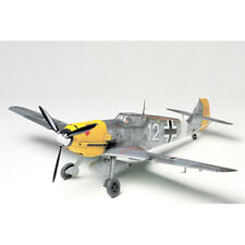 Tamiya 61063 Messerschmitt BF109E-4/7 Trop 1:48 AIRCRAFT MODEL KIT