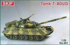 1/35 T-80UD Russian Tank  Skif 201 Models kits