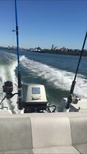 Very fun 17ft KMV boat with tohatsu outboard and trailer