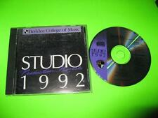 BERKLEE COLLEGE OF MUSIC STUDIO 1992 PRODUCTION PROJECTS  ~MUSIC CD~