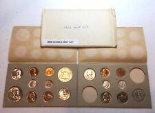 1956 U.S. Double Mint Set.