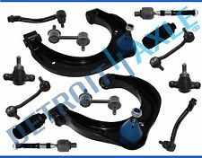 For 09-10 Hyundai Sonata 08-11 Azera Upper Control Arm & Sway Bar Link Kit 14pc