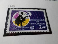 FRANCE 1983, timbre 2260, ANNEE MONDIALE COMMUNICATIONS, neuf**, VF MNH STAMP