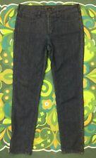 Scanlan and Theodore denim jeans, size 26, Dark Blue