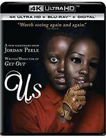 Us (4K Ultra HD / Blu-Ray / Digital) NEW