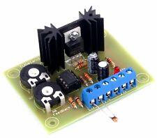 Lüftersteuerung Temperaturgeregelt 12V - 24V Tubeland Bausatz
