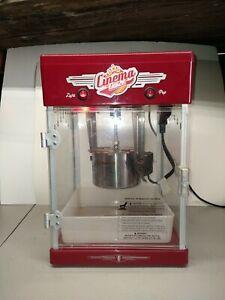 Cinema Choice Kettle Popcorn Machine - Cinema Choice Model #UE40026