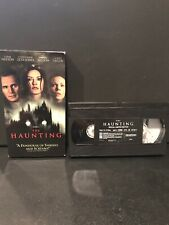 The Haunting (VHS, 2000, Special Limited Edition)