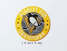 Pittsburgh Penguins  Sport Logo Embroidery Patch Iron and sewing on Clothes
