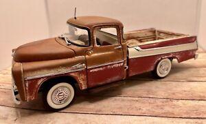 1:24 Scale Danbury Mint, Custom Rusty BARN FIND Daily Driver, 1957 Dodge Pickup