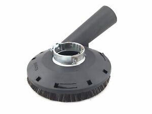 Bosch Absaughaube zum Schleifen Durchmesser 105 mm Bürstenkranz 2608000629 TOOOP