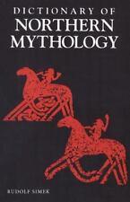 Dictionary of Northern Mythology: By Rudolf Simek