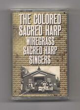 COLORED SACRED HARP - Wiregrass sacred harp singers SEALED cassette 1993