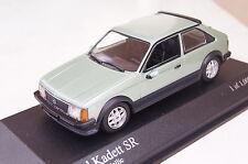 Opel Kadett D SR 1979 grün metallic 1:43 Minichamps 400044121 neu & OVP
