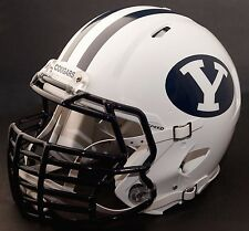 BRIGHAM YOUNG BYU COUGARS Football Helmet FRONT TEAM NAMEPLATE Decal/Sticker