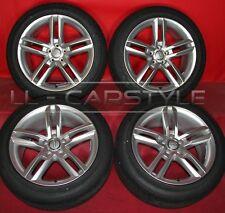4 Audi Orig Original A8 4H 255 45 19Zoll 104H Winter Kompletträder wie NEU 152w