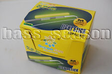 100pcs Chemical Light Fishing Fluorescent Glow Stick Clip on The Tip XL Sizes UK