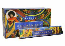 New Nag Champa Golden Era Incense Stick Agarbatti 15g X 3 = 45 Gram LOWEST PRICE