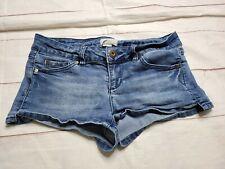 O'neill Womens Size 5 Denim Short Shorts