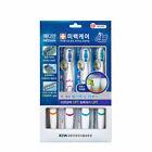 MEDIAN Whitening Toothbrush 4EA - Whitening professional toothbrush