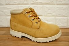 Timberland Womens Size 5 Nellie Chukka Premium Waterproof Honey Ladies Boots
