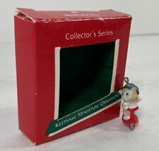 Hallmark Keepsake Miniature Ornament - Kittens in Toyland #2, 1989